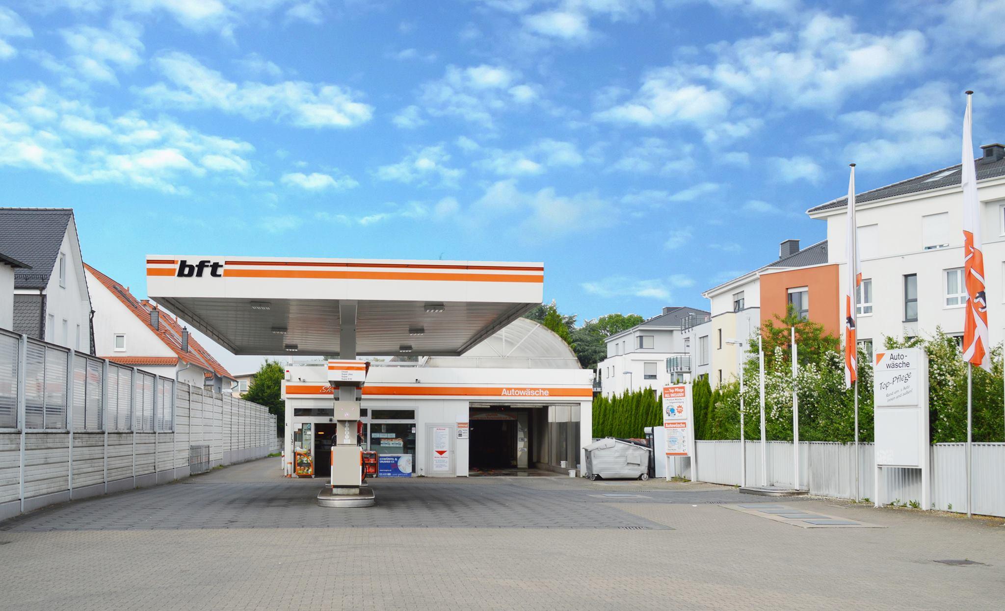 Tankstelle Oberursel